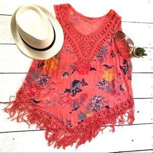 Tops - 💖Cute Floral Blouse 😍
